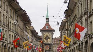 The wonderful old town of Berne wating for you!